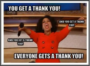 Hoy quiero darte las gracias - arantxarufo.com
