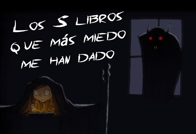 libros miedo - arantxarufo.com