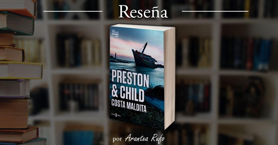 Costa maldita - Reseña - arantxarufo.com