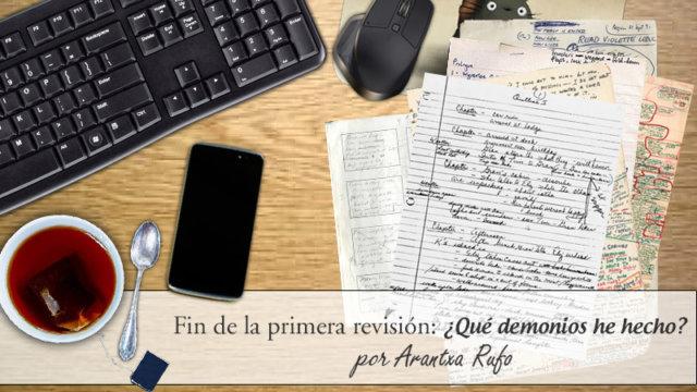 Primera revisión - arantxarufo.com