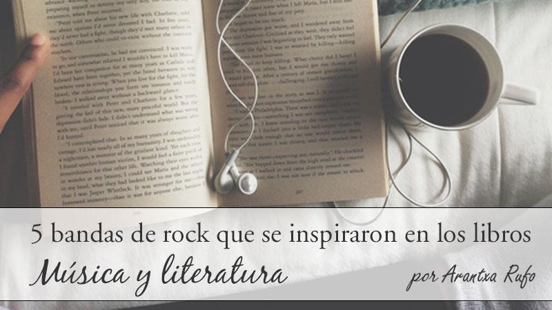 Música y literatura