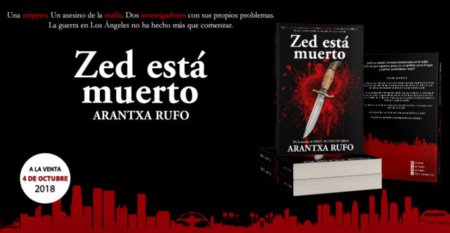 Zed está muerto - arantxarufo.com