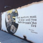 Mural Bukowski - Los Ángeles - arantxarufo.com