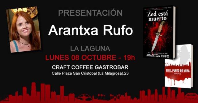 Charla La Laguna - arantxarufo.com