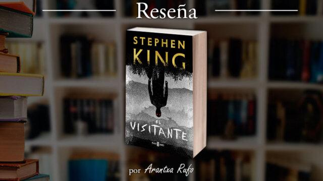 Reseña El Visitante - Stephen King - arantxarufo.com