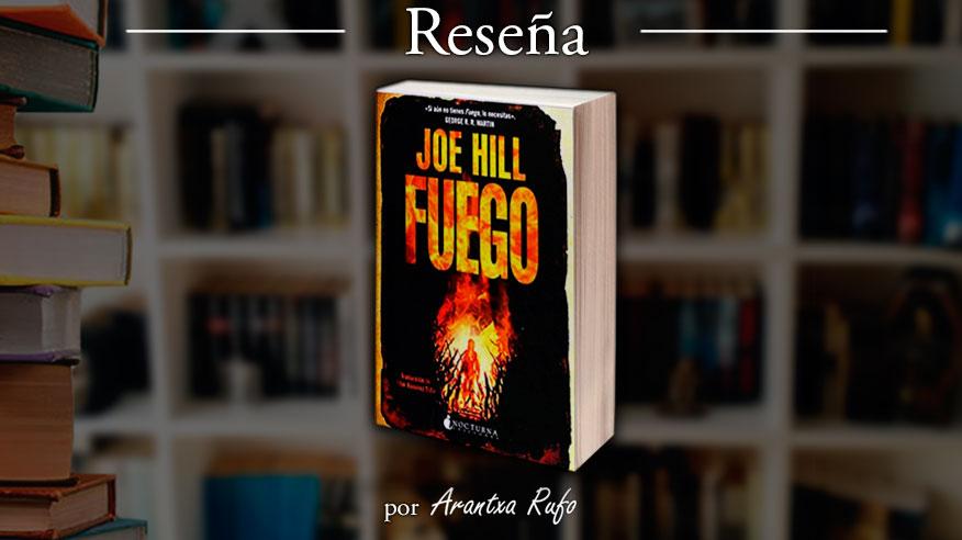 Reseña Fuego - arantxarufo.com