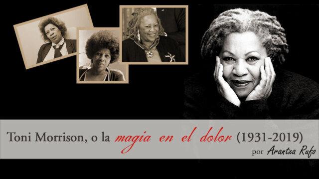 Toni Morrison - arantxarufo.com