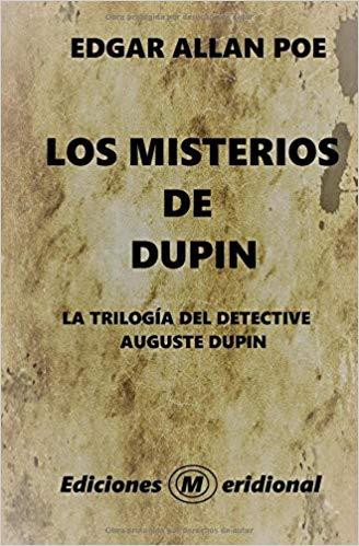 Trilogía Dupin - Halloween con Edgar Allan Poe