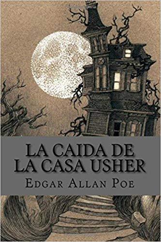 La caída de la casa Usher- Halloween con Edgar Allan Poe