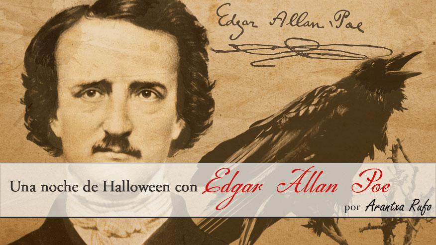Una noche de halloween con Edgar Allan Poe