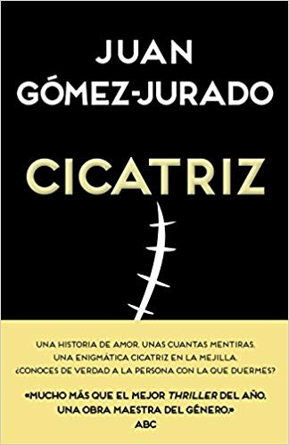 cicatriz - 15 frases novela negra - arantxarufo.com