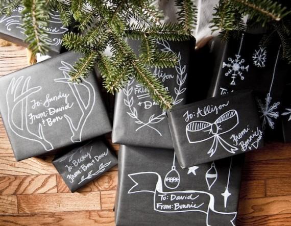 ideas envolver libros Navidad - arantxarufo.com