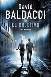 mujeres en la literatura criminal- Reseña el objetivo - david baldacci - arantxarufo.com