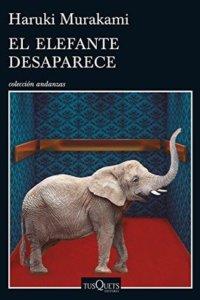 mejores lecturas del año -el elefante desaparece - lecturas primavera - arantxarufo.com