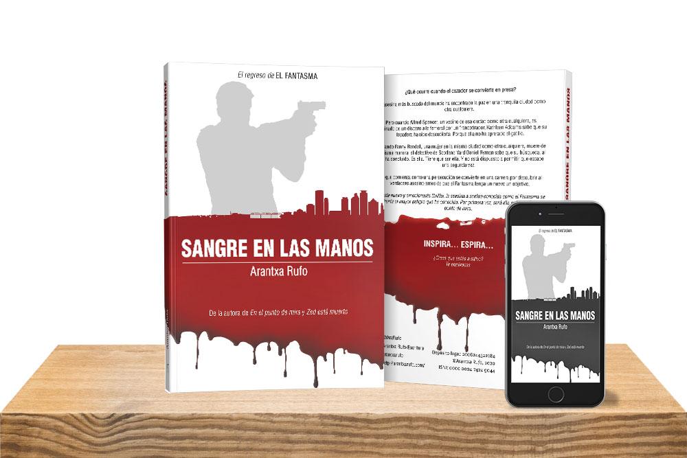 Sangre en las manos - el fantasma II - arantxarufo.com
