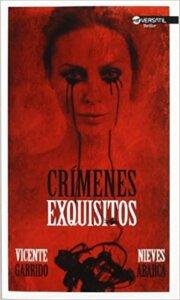 crimenes exquisitos - mejores lecturas - arantxarufo.com
