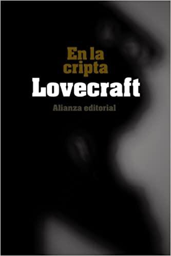 En la cripta - Halloween H.P. Lovecraft - arantxarufo.com
