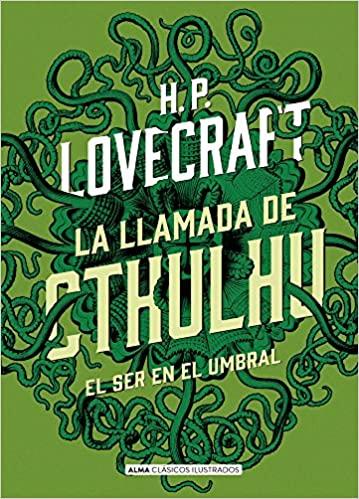 la llamada de Cthulhu - Hallowen con H.P. Lovecraft - arantxarufo.com