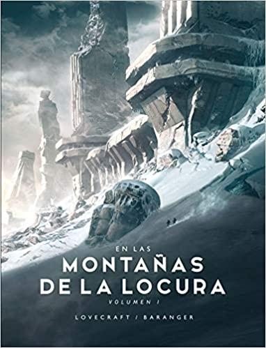 En las montañas de la locura - Halloween con H.P. Lovecraft - arantxarufo.com
