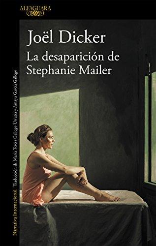 mejores lecturas - desaparicion de stephanie mailer - arantxarufo.com