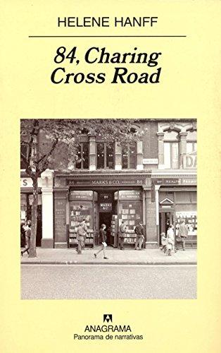 84 charing cross road - libros para amar los libros - arantxarufo.com
