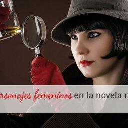personajes femeninos en la novela negra - arantxarufo.com