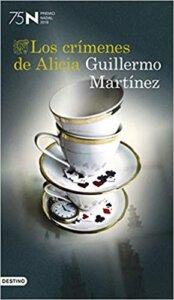 lecturas - los crímenes de Alicia - arantxarufo.com