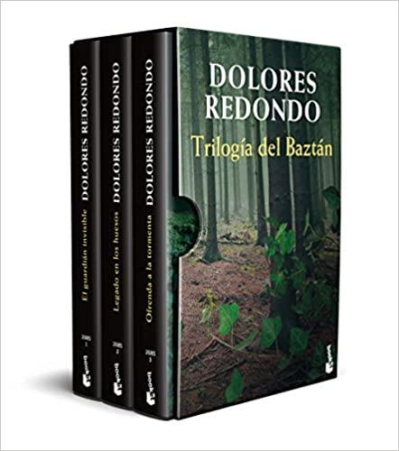 personajes femeninos en la novela negra - trilogía del Baztán - arantxarufo.com