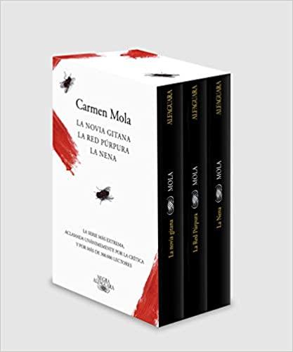 personajes femeninos en la novela negra - trilogía la novia gitana - arantxarufo.com