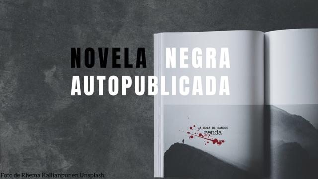 entrevista - novela negra autopublicada - zenda - arantxarufo