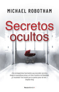 reseña - secretos ocultos - michael robotham - arantxarufo.com