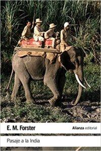 lecturas - pasaje a la india - arantxarufo.com