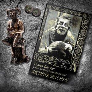 lecturas 2021 - el gran dios pan - arantxarufo